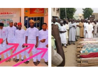 17 young Kano men die in fatal motor accident while returning from friend's wedding in Kaduna (photos)