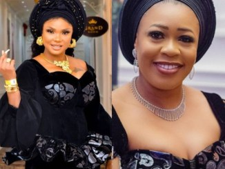 Actress Iyabo Ojo calls out her bestie, Omo Brish, for allegedly throwing shades at her on social media