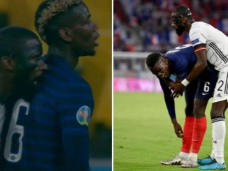 Antonio Rudiger speaks out after biting Paul Pogba during Germany's Euro 2020 defeat vs France