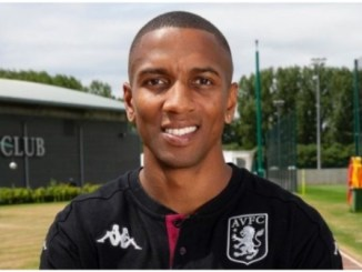 Aston Villa re-sign Ashley Young from Inter Milan