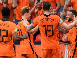 Euro 2020: Dutch delight as victory over Austria seals top spot in Group C