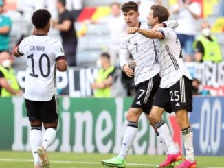 Euro 2020: Germany beat Portugal in six-goal thriller
