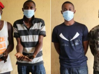 FCT police arrest suspected armed robbers and impersonators (photos)