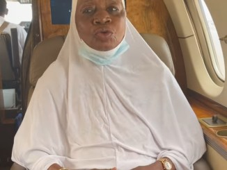 Footballer, Jude Ighalo's mother reveals why she'll rather remain in the UAE than return to Nigeria (video)