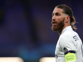 Footballer, Sergio Ramos to leave Real Madrid after 16 years
