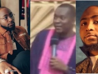 God will expose and deal with any wickedness around me - Davido tweets after viral video of Pastor narrating a vision of the singer being poisoned by someone sleeping in his house (video)