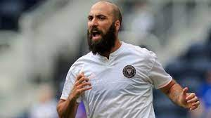 Gonzalo Higuain thought he could play MLS while smoking