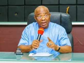 Governor Uzodinma sacks all aides in his cabinet amid worseninginsecurity in Imo state