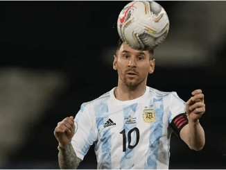 Lionel Messi woken up by Argentina team on his birthday