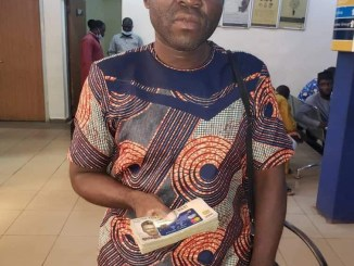 Man 'returns money and card he found at ATM point to a bank in Sokoto'