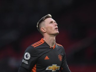Manchester United goalkeeper, Dean Henderson pulls out of England's Euro 2020 squad