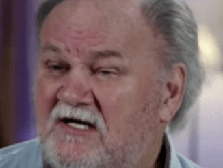 Meghan Markle's dad Thomas warns he'll expose 'dirty laundry' in new revelations as he begs to see Lilibet