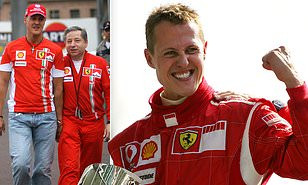 Michael Schumacher's former boss Jean Todt gives update on his condition eight years afterskiing accident that left him brain damaged