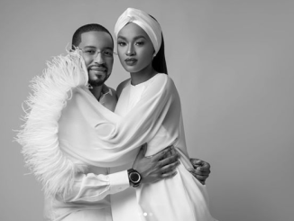 """""""My love for you knows no bounds"""" - Mohammed Turad reiterates his love for wife, Hanan Buhari"""