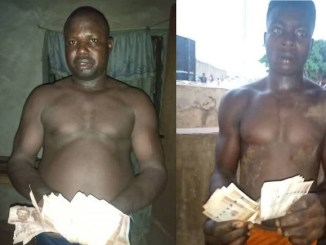 NSCDC arrests two men for allegedly buying goods with fake Naira notes in Kwara