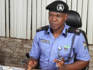 Police fired teargas on some unruly June 12 protesters - Police Spokesperson, Frank Mba