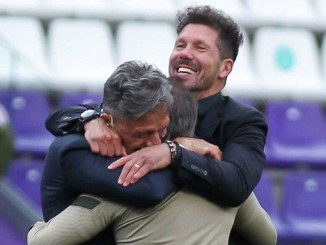 Simeone close to signing new terms with Atletico Madrid