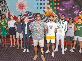 South Africa unveils locally designed kit for Tokyo 2020