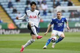 Spurs star Son left out of S.Korea Olympic squad