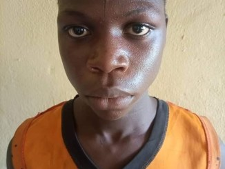 Teenage boy arrested for defiling neighbour's 4-year-old granddaughter in Adamawa