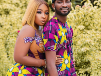 ''Thank God I never listened to them that said we will never work ''- Anita joseph writes as she celebrates 4 years of knowing her husband