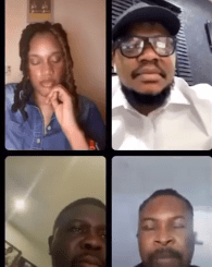 That you're a businessman shouldn't make you heartless - Rapper Ruggedman tackles former presidential aspirant, Adamu Garba over comment on Twitter ban (video)