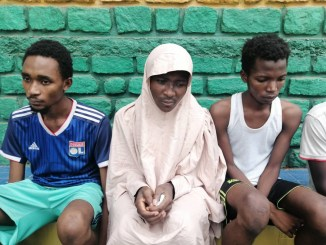 Three men arrested for conspiring to kidnap their neighbor's four year old son