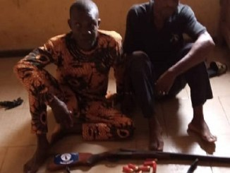 Two hunters shoot and injure six mourners during burial in Edo