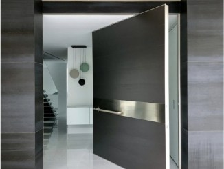 1st of its kind in Africa: LucreziaBySujimoto condominium sets the bar high with the inclusion of World Class Oikos Luxury Doors in the Banana Island project