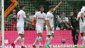 Bayern Munich lose to Cologne in Julian Nagelsmann's first game