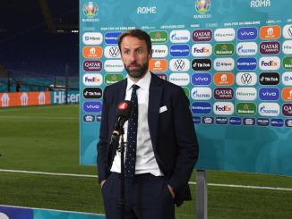 Euro 2020: Southgate warns of power of Denmark's 'emotional wave'