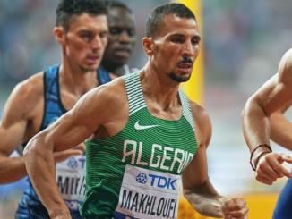 Former Olympic 1500m champion out of Tokyo Games