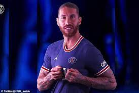 PSG sign ex-Real Madrid defender Sergio Ramos on 2-year deal