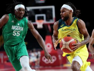 Tokyo Games: Australia Basketball team settle for 84-67 win over Nigeria's D'Tigers