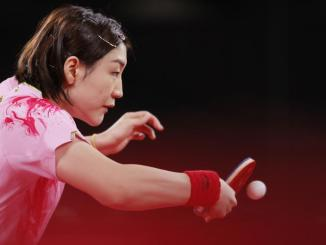 Tokyo Olympics: China's Chen and Fan advance to table-tennis semis