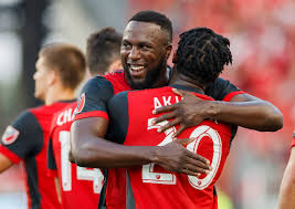 Toronto's Jozy Altidore back to team after freeze out
