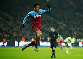 West Ham's Felipe Anderson agrees terms with Lazio