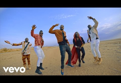 VIDEO: 2Baba – Oya Come Make We Go ft. Sauti Sol