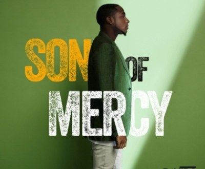 "Davido Unveils Cover Art For Highly Anticipated EP ""Son Of Mercy"""
