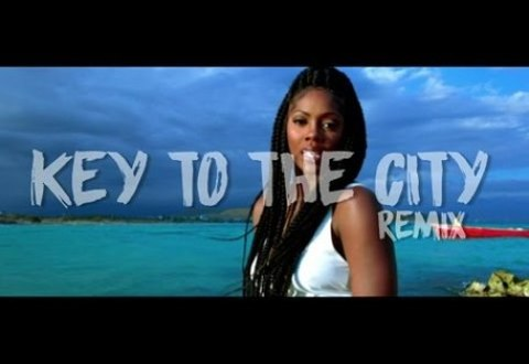 VIDEO: Tiwa Savage – Keys To The City (Remix) Ft. Busy Signal