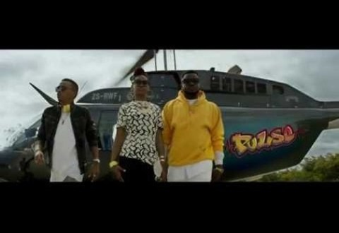 VIDEO: Falz, Tekno, Skales – 406 Na The Code
