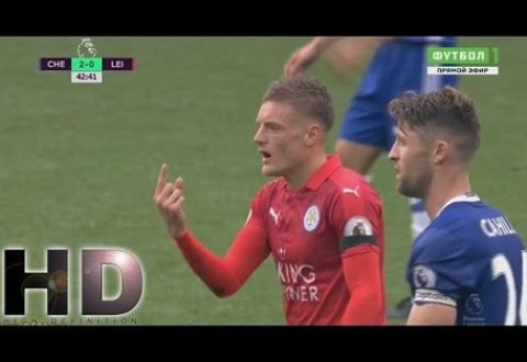 Epl: Chelsea 3-0 Leicester All Goals And Highlights