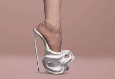 Weirdst Shoe Collections