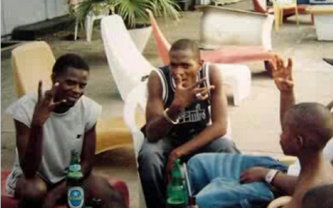 Image result for nigerian celebrities back in the days