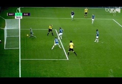 Watford vs Everton 3-2 All Goals Highlights Epl 2016