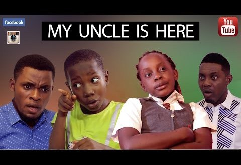 Download COMEDY SKIT: MY UNCLE IS HERE (Mark Angel Comedy)