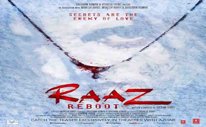 Raaz Reboot 2016 - Bollywood Movie