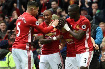 EPL VIDEO: Manchester United vs Chelsea 2-0 2017 All Goals & Highlights