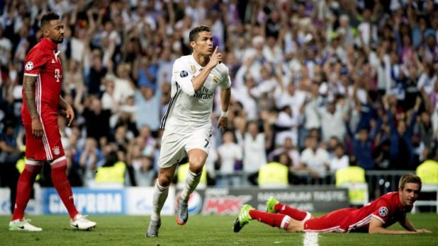 UCL VIDEO: Real Madrid Vs Bayern Munich 4-2 (agg 6-3) 2017 All Goals & Highlights