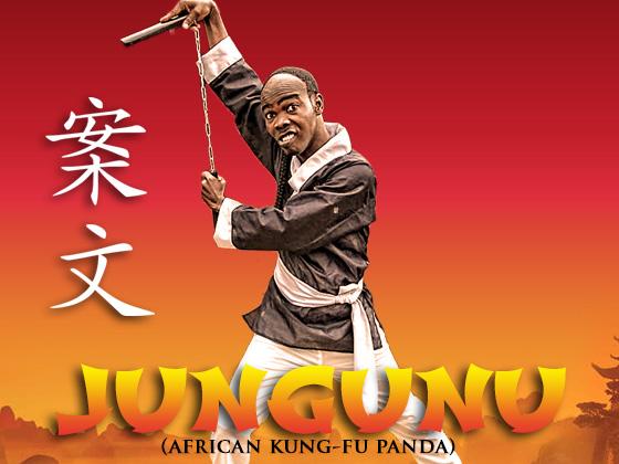Jungunu [African Kung-Fu Panda] - Nollywood Movie